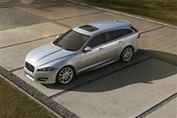 New Jaguar XF Sportbrake (2012 - 2015) review