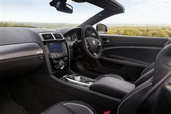 New Jaguar XK Convertible (2006 - 2015) review