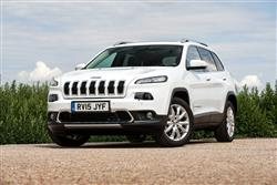 Car review: Jeep Cherokee [KL] (2014 - 2020)