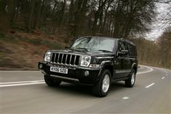 Car review: Jeep Commander (2006 - 2009)