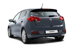New Kia cee'd (2012-2015) review