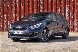 Car review: Kia ceed (2015 - 2018)