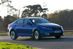 New Kia Optima (2012 - 2015) review