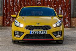 New Kia pro_cee'd GT (2012 - 2018) review