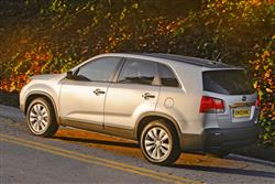 Car review: Kia Sorento (2010 - 2012)