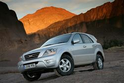 Car review: Kia Sorento (2003 - 2010)