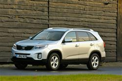 Car review: Kia Sorento (2012 - 2015)