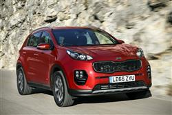 Car review: Kia Sportage (2016 - 2018)