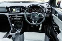 New Kia Sportage (2016 - 2018) review