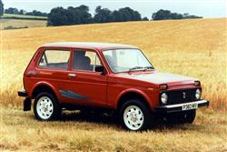 New Lada Niva (1983 - 1997) review