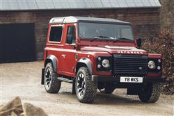 Car review: Land Rover Defender (2012 - 2016)