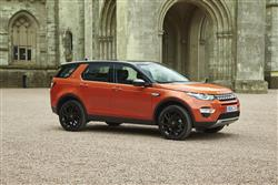 Car review: Land Rover Discovery Sport TD4 (2015 - 2018)