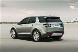 New Land Rover Discovery Sport SD4 (2014 - 2015) review
