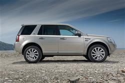 Car review: Land Rover Freelander 2 (2010 - 2012)