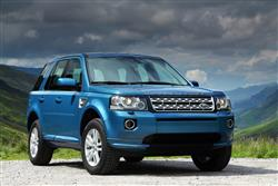 Car review: Land Rover Freelander 2 (2012 - 2015)