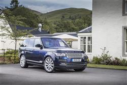 Car review: Land Rover Range Rover (2013 - 2017)