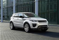 Car review: Land Rover Range Rover Evoque (2015 - 2018)