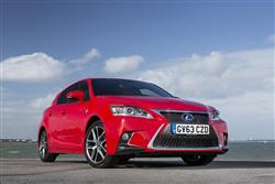 Car review: Lexus CT 200h (2014 - 2017)