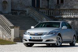 Car review: Lexus GS 450h (2006-2012)