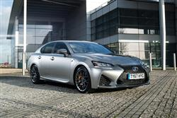 Car review: Lexus GS F (2015 - 2018)