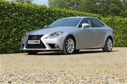 Car review: Lexus IS (2013 - 2016)