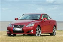 Car review: Lexus IS 250C (2009 - 2013)