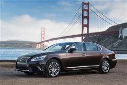 New Lexus LS (2013 - 2018) review