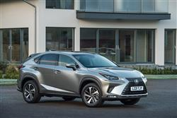 Car review: Lexus NX (2017 - 2021)