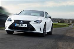New Lexus RC (2013 - 2018) review