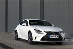 Car review: Lexus RC (2013 - 2018)