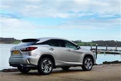 New Lexus RX (2015 - 2019) review