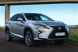 Car review: Lexus RX (2015 - 2019)
