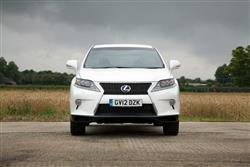 New Lexus RX 450h (2012 - 2015) review