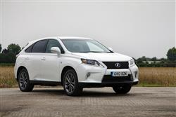 Car review: Lexus RX 450h (2012 - 2015)