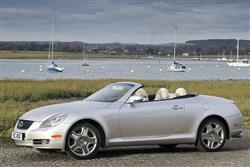 Car review: Lexus SC 430 (2001 - 2009)