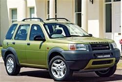 Car review: Land Rover Freelander (1997 - 2006)