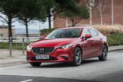 Car review: Mazda6 SKYACTIV-G 2.5 194PS