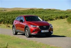 Car review: Mazda CX-3 (2015 - 2020)