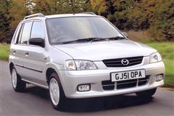 Car review: Mazda Demio (1998 - 2003)