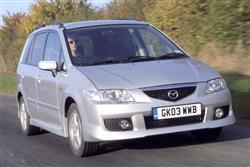 Car review: Mazda Premacy (1999 - 2005)