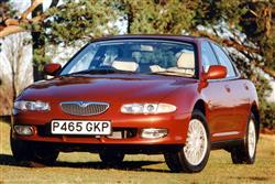 Car review: Mazda Xedos 6 (1992 - 1999)