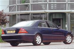 Car review: Mercedes-Benz S-Class Saloon (1999 - 2006)
