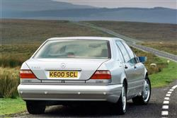 Car review: Mercedes-Benz S-Class Saloon (1991 - 1999)