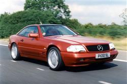 Car review: Mercedes-Benz SL (1989 - 2002)