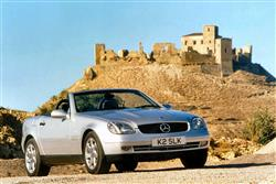Car review: Mercedes-Benz SLK (1996-2004)