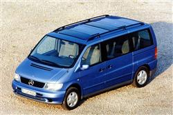 Car review: Mercedes-Benz V-Class (1996 - 2003)