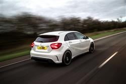 New Mercedes-AMG A45 (2013 - 2018) review