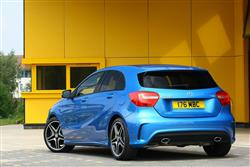 New Mercedes-Benz A-Class (2012 - 2015) review