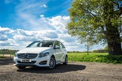 Car review: Mercedes-Benz B-Class (2013 - 2018)