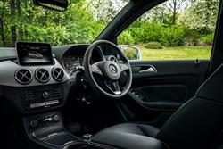 New Mercedes-Benz B-Class (2013 - 2018) review